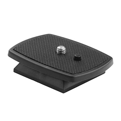 AFVO Mini Quick Release Plate QR Plate Replacement for Tripod Clamps...