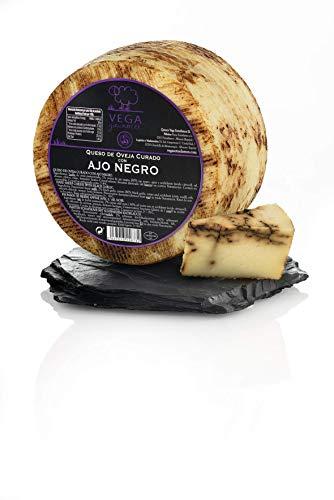 Queso de Oveja con Ajo Negro Vega Gourmet 3,4 Kg