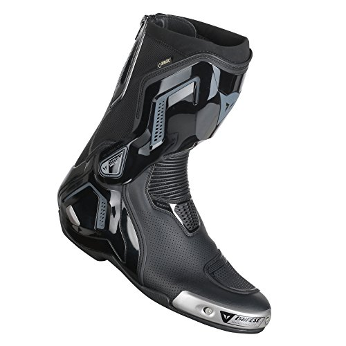 Dainese-TORQUE D1 OUT GORE-TEX Botas, Negro/Antracite, Talla 41