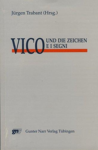 Vico und die Zeichen/Vico e i segni