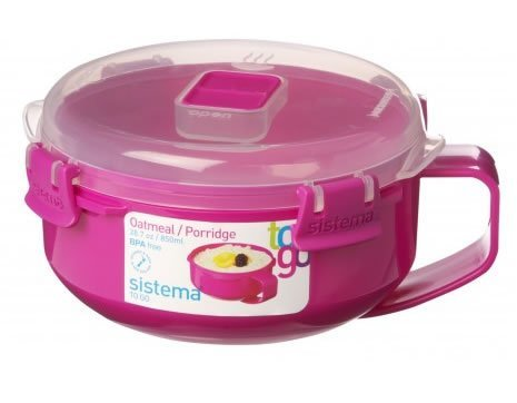 Sistema 9414209311125 lunchbox, 850 ml