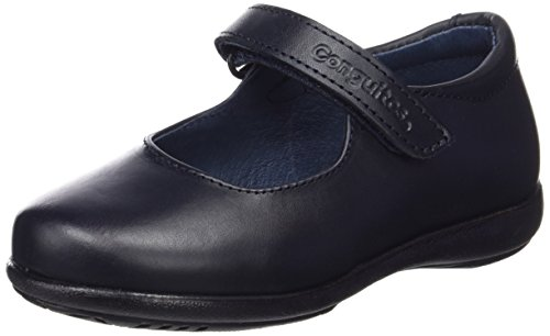 Conguitos Colegiales Niña Piel Goflex - Zapatos para niñas