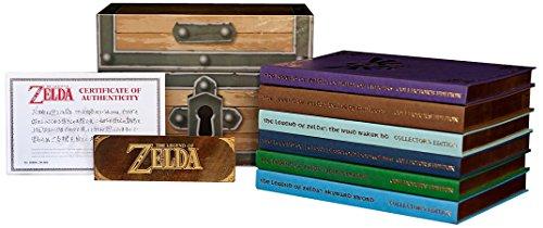 Hot Sale The Legend of Zelda Box Set: Prima Official Game Guide
