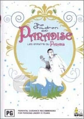 Los niños del paraíso / Children of Paradise ( Les Enfants du paradis ) [ Origen Australiano, Ningun Idioma Espanol ]