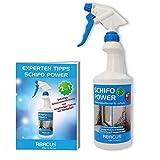 ABACUS 750 ml Schifo Power 2 in 1- Schimmelspray/Schimmelentferner/Schimmelschutz (4378)