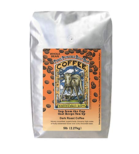 Top 10 Best three peckered billy goat coffee Reviews