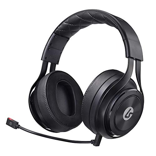 LucidSound LS35X Wireless Surround Sound Gaming Headset - Officially Licensed for Xbox One - Works Wired with PS4, PC, Nintendo Switch, Mac, iOS and Android