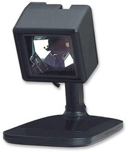 MANHATTAN Omni Barcode Scanner 300 mm Scanbereich USB Barcodescanner Verstellbarer Standfuss alle gaengigen Symbologien