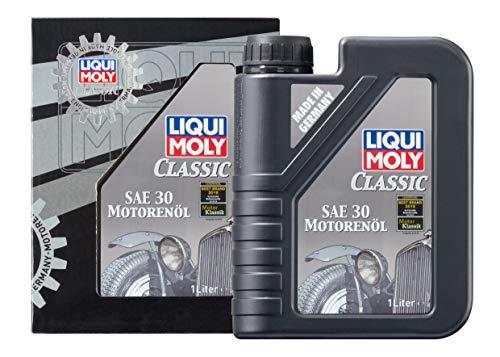Liqui Moly 1132 Aceite de Motor Clásico SAE 30, 1 L