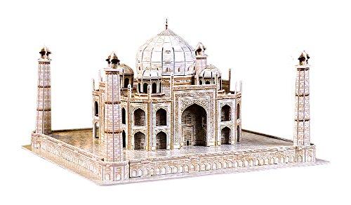 Blancho [The Taj Mahal] Papier Architecture Modélisation 3D Puzzle Jouet éducatif