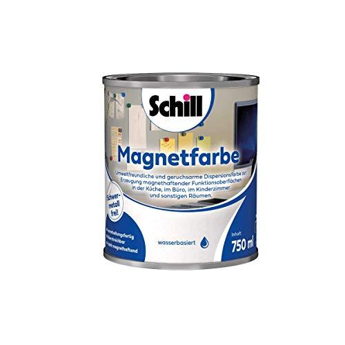 Schill Magnetfarbe 0,75 Liter anthrazitgrau