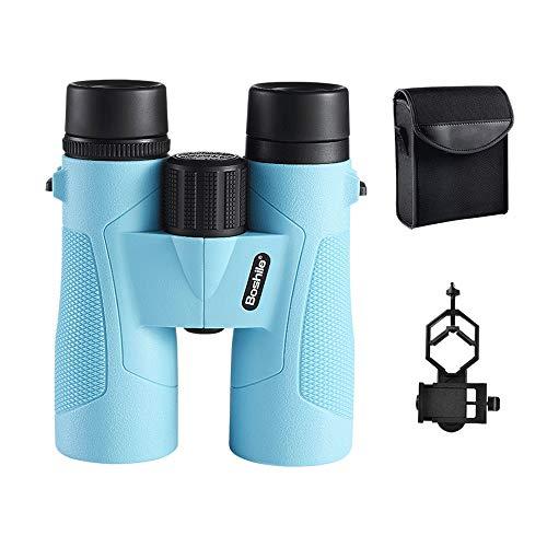 CXJC Doppelröhrenkonzert-Brille, Fußballfeld-Teleskop, damit der Abstand kein Hindernis mehr ist.BAK4 Prisma Kleiner Farbunterschied, kann an das Telefon angeschlossen werden, um Bilder und Videos auf
