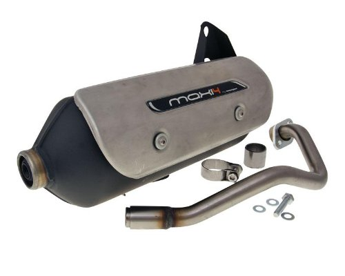 Auspuff Tecnigas Maxi 4N für Honda SH300i