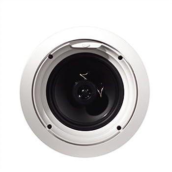 Klipsch R-1650-C In-Ceiling Speaker - White  Each