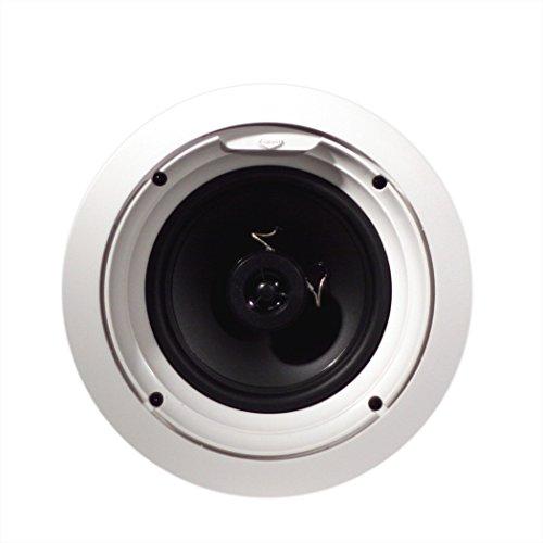 Klipsch R-1650-C In-Ceiling Speaker - White (Each)