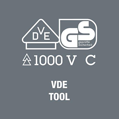 Wera 160 i VDE-isolierter Schlitz-Schraubendreher, 0.5 x 3.0 x 100 mm, 05006105001