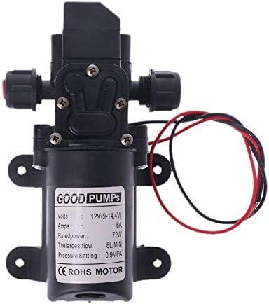 Top 10 Best high pressure water pump 12v Reviews