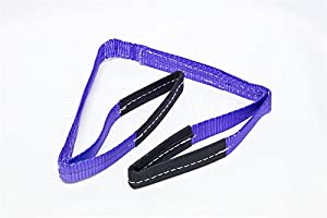 DiversityWrap Webbing Lifting Sling Strap Purple  4m x30mm