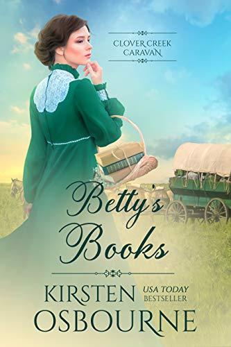 Betty's Books (Clover Creek Caravan Book 4) (English Edition)
