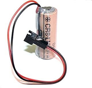 Plcbatt® 純正新品 3V 電池 CR8.LHC |TOTO アクアオート自動水栓用電池 57211【1年保証】