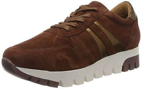 Tamaris Damen 1-1-23741-23 Sneaker, Braun (Castagna/COP. 380), 37 EU