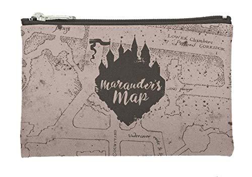 Sd Merchan- Estuche Rectangular Mapa Merodeador Harry Potter (SDTWRN24351)