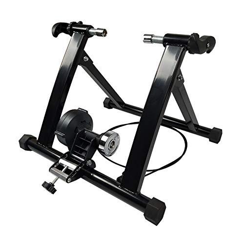 Le vélo d'intérieur Entraîneur Support à vélo magnétique, résistance Variable Formateur vélo d'intérieur for la Route et de Montagne Vélos Turbo Entraîneur Vélo Entraîneur de vélos Stand