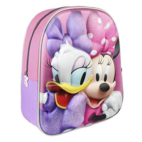 Minnie Mouse CD-21-2103 2018 Mochila Infantil, 40 cm, Multicolor