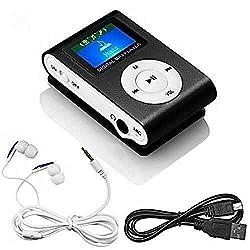 Blue Diamond Mini Mp3 Player Free Data Cable And Earphone