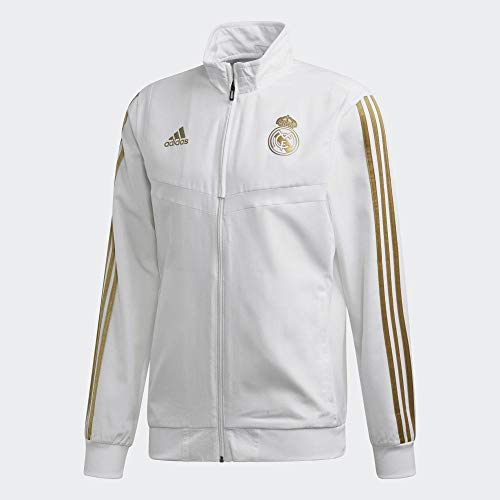adidas Real Pre Jkt Veste pour homme Blanc/ours Taille M