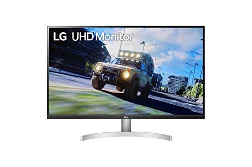 "LG Ultrafine 32UN500 32"" Moniteur UHD 4K 3840x2160, 60Hz, VA, HDMI 2.0 (2), DisplayPort 1.2, Sortie Casque, AMD FreeSync, Mode DAS, Black Stabilizer, 4ms, DCI-P3 90%, 350cd/m2, HDR10"