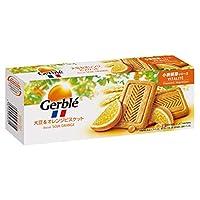 大塚製薬ジェルブレ[Gerble]バイタリティー大豆&オレンジビスケット 280g×12箱入