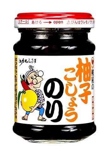 桃屋 柚子こしょうのり 100g