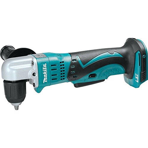 Makita XAD02Z 18V LXT Lithium-Ion Cordless 3/8' Angle Drill, Tool Only