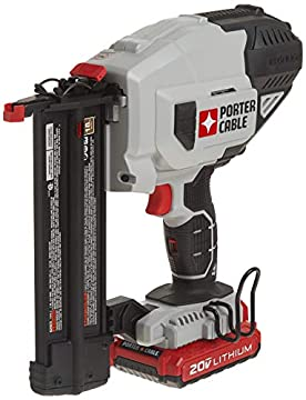 Porter Cable PCC790LA Battery Powered Nail Gun image