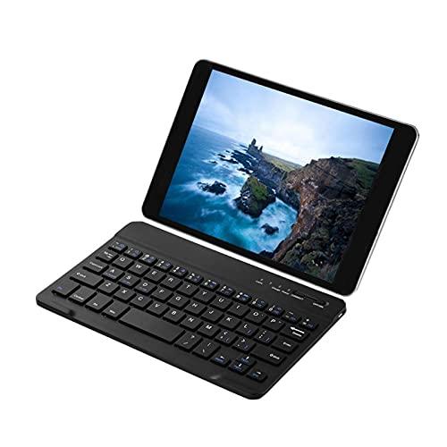 Teclado, Mini Teclado Portátil Recargable Mini Universal Ligero para Tableta