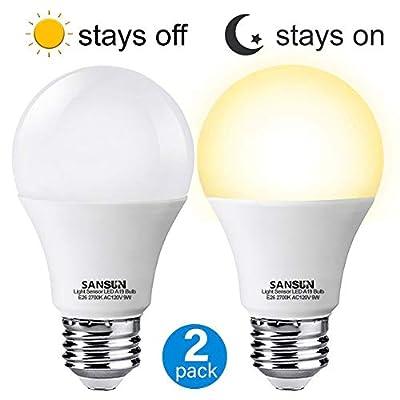 A19 LED Light Bulbs 60 Watt Equivalent 6-Pack