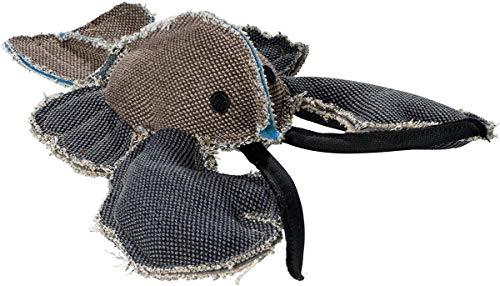 HUNTER CANVAS MARITIME LOBSTER Hundespielzeug, Vintage-Style, mit Baumwolle, Quietschspielzeug, Hummer, 26 cm