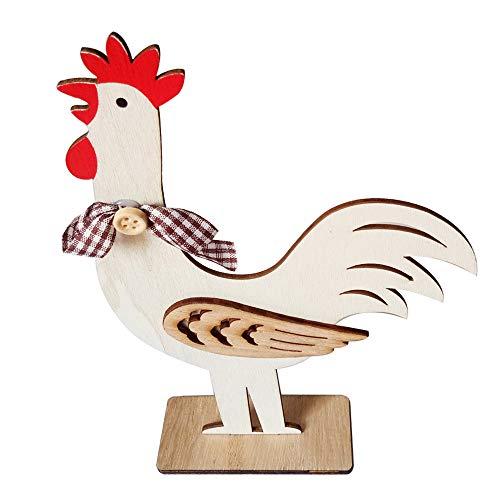 Festnight houten kraan, doe-het-zelf houten handwerk, tafeldecoratie, paasfeest, ornament 1