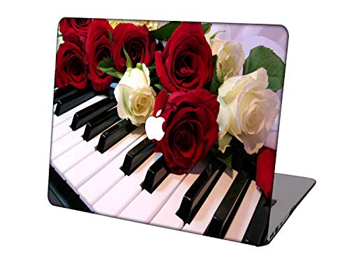 Laptop Case for Newest MacBook Pro 15 inch Model A1707/A1990,Neo-wows Plastic Ultra Slim Light Hard Shell Cover Compatible Macbook Pro 15 inch,Flower 99