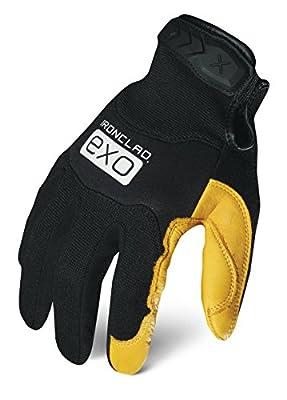 Ironclad EXO2-MPLW Motor Pro White Goat Work Gloves