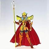 Hyzb En Stock Saint Seiya Saint-Myth Cloth EX 2.0 Sea King Poseidón/Sirena Sorento Marina Solent Figura de acción de San Modelo (Color : Poseidon TV Color)