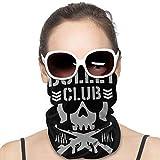 Bullet Club Headwear Headband Multifunctional Scarf Bandana Face Mask for Women Men