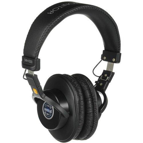 Senal SMH-1000 Closed-Back Field and Studio Monitor Headphones(3 Pack)