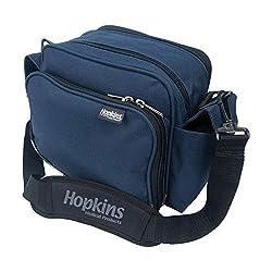 """Hopkins Medical""""Mini"""" Home Health Shoulder Bag - 10""""W x 7""""D x 9.5""""H"""