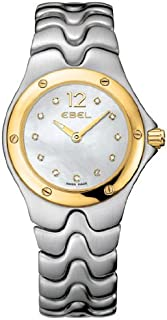 EbelスポーツWave Ladies Watch # 1956 K21 / 9811