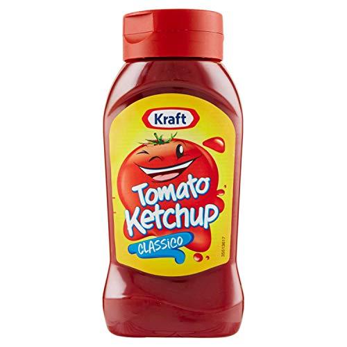 Kraft Tomato Ketchup Classico Tafelsauce Würzsaucen Squeeze 410ml