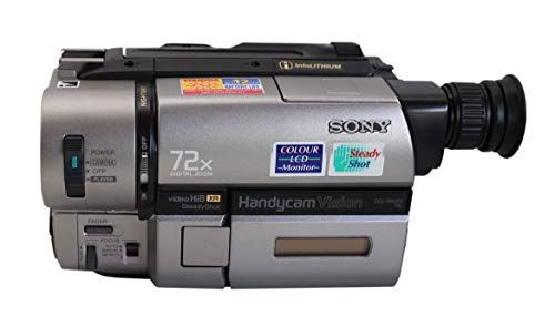Sony CCD-TRV65 Hi8 Camcorder with 18x Optical Zoom and NightShot