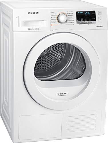 Samsung DV82M5210KW/EG Wärmepumpen-Kondensationstrockner, weiß