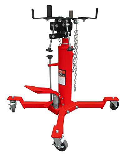 Our #2 Pick is the Sunex 7793B Half Ton Telescopic Transmission Jack